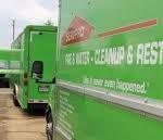 servpro of san luis obispo-restoration services-green trucks.jpeg
