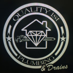 Quality 1st Plumbing And Drains - plumbing paso robles - logo.jpg